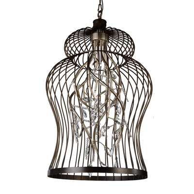 Molus 12-Light Foyer Pendant