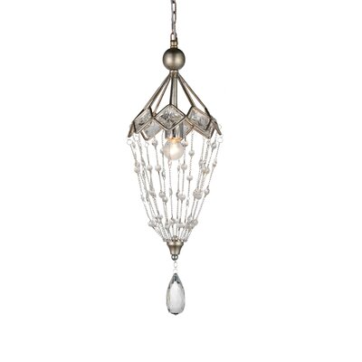 Pembina 1-Light Mini Pendant