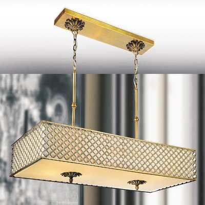 Gloria 8-Light Kitchen Island Pendant