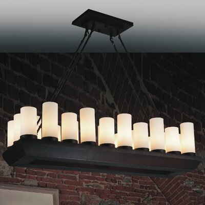 Danielle 22-Light Kitchen Island Pendant