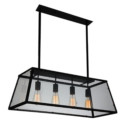 Alyson 4-Light Kitchen Island Pendant