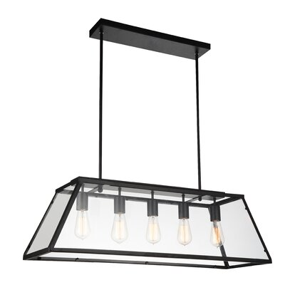 Alyson 5-Light Kitchen Island Pendant
