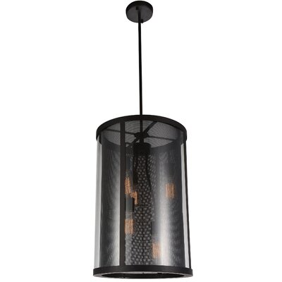 Souris 5-Light Geometric Pendant