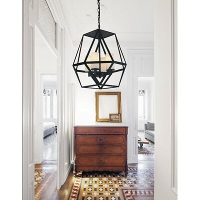 Trenton 4-Light Foyer Pendant
