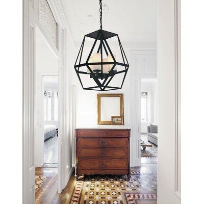 Trenton 4-Light Foyer Pendant