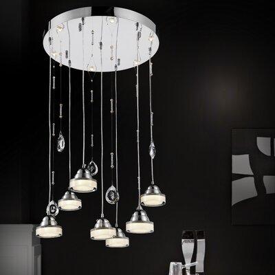 Mariann 13-Light LED Cascade Pendant