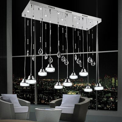 Mariann 23-Light LED Cascade Pendant
