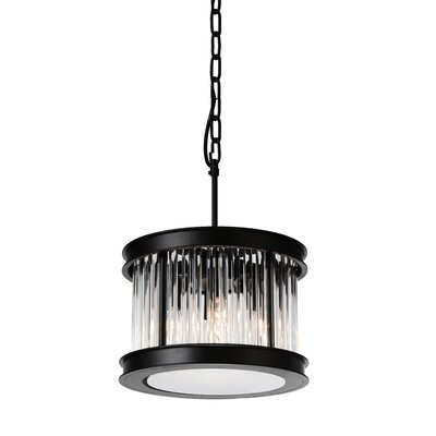 Mira 4-Light Drum Pendant