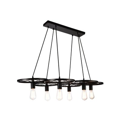 Ravi 6-Light Pendant