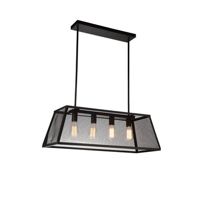 Macleay 4-Light Kitchen Island Pendant