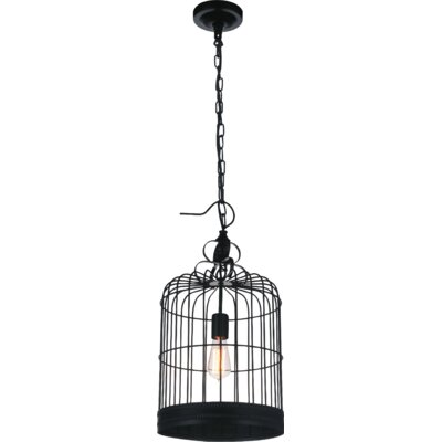 Merrie 1-Light Foyer Pendant