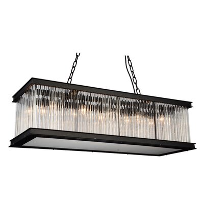 Mira 10-Light Kitchen Island Pendant