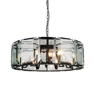 Jacquet 18-Light Drum Pendant