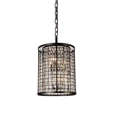 Meghna 6-Light Foyer Pendant
