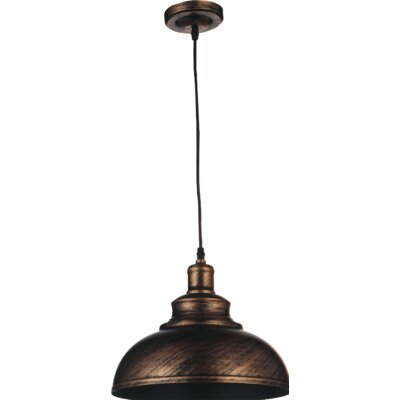 Vogel 1-Light Inverted Pendant