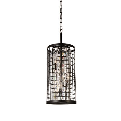 Meghna 4-Light Foyer Pendant