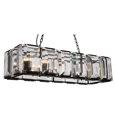 Jacquet 12-Light Kitchen Island Pendant