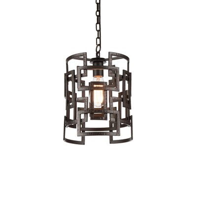 Uriarte 1-Light Geometric Pendant
