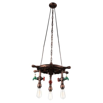 Manor 3-Light Mini Chandelier