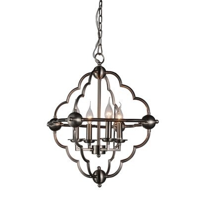 Toni 4-Light Foyer Pendant