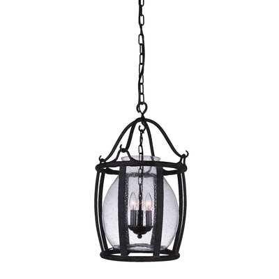 Eliza 3-Light Candle-Style Chandelier