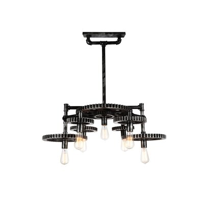 Oder 7-Light Candle-Style Chandelier