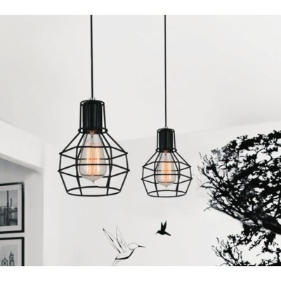 Secure 1-Light Mini Pendant