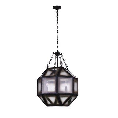 Dvina 4-Light LED Geometric Pendant