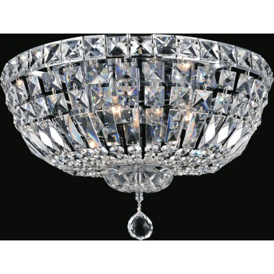 Stefania 6-Light Flush Mount