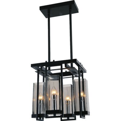 Vanna 4-Light Foyer Pendant