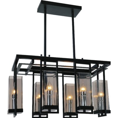 Vanna 6-Light Kitchen Island Pendant