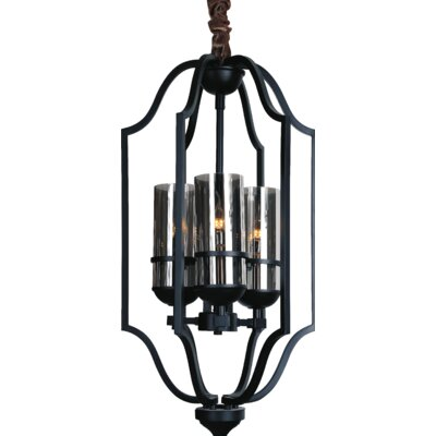 Vanna 3-Light Foyer Pendant