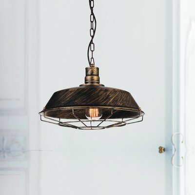 Morgan 1-Light Mini Pendant