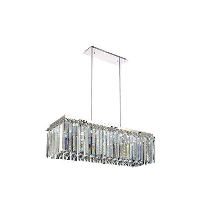 Celeste 28-Light LED Crystal Chandelier