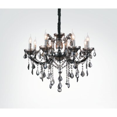 Richards 8-Light Candle-Style Chandelier
