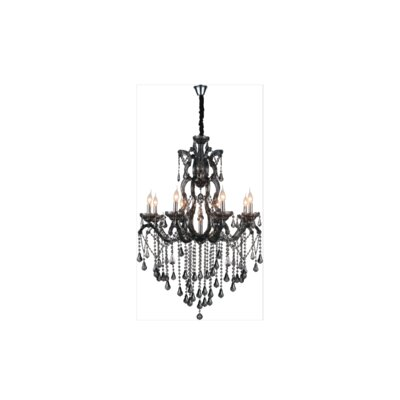 Atkinson 9-Light Candle-Style Chandelier