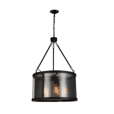 Souris 5-Light Drum Pendant
