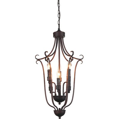 Maddy 6-Light Foyer Pendant