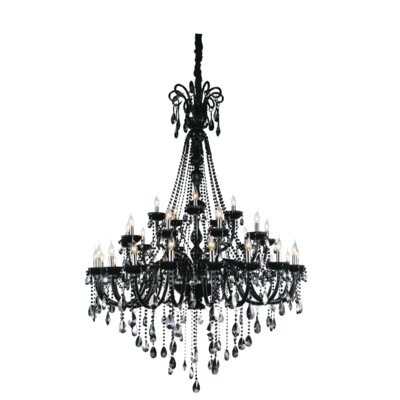 Bokard 35-Light Candle-Style Chandelier