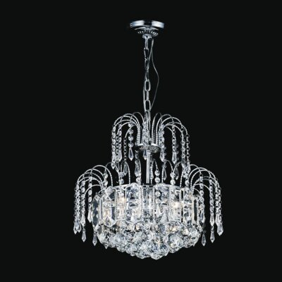 Kane 8-Light Crystal Chandelier