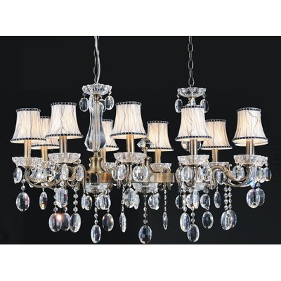 Combs 10-Light Chandelier