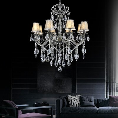 Zavala 8-Light Chandelier
