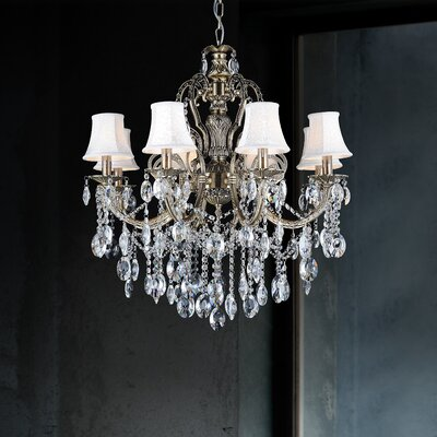 Wilcox 8-Light Chandelier