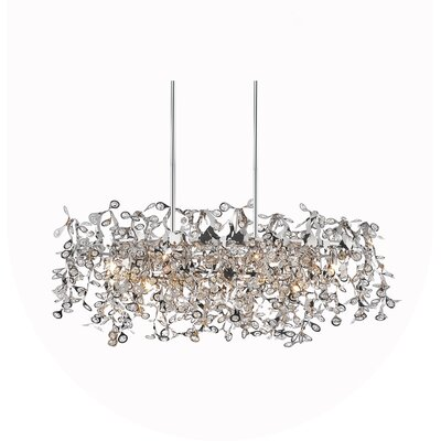 Ambriz 7-Light Crystal Chandelier