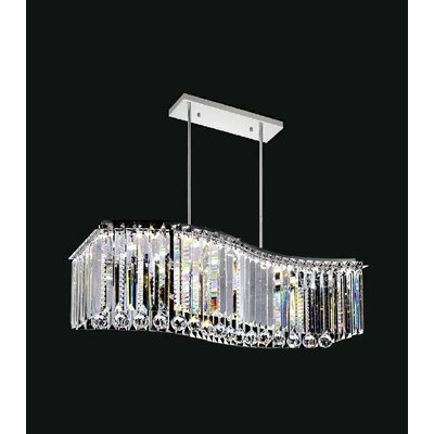 Celeste 28-Light LED Crystal Chandelier