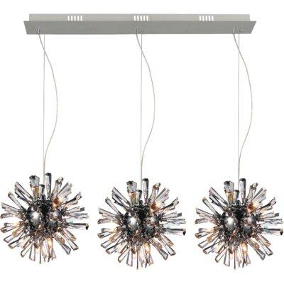 Flair 27-Light Cluster Pendant
