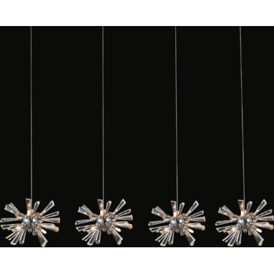 Flair 20-Light Cluster Pendant