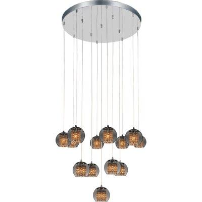 Flair 13-Light Cluster Pendant