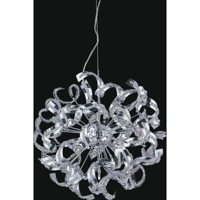 Swivel 12-Light Sputnik Chandelier