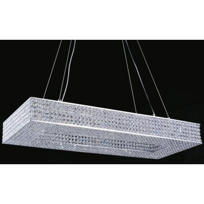 Dannie 16-Light Crystal Chandelier